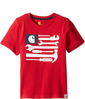 Carhartt Kids - Flag Tools Tee (Little Kids)