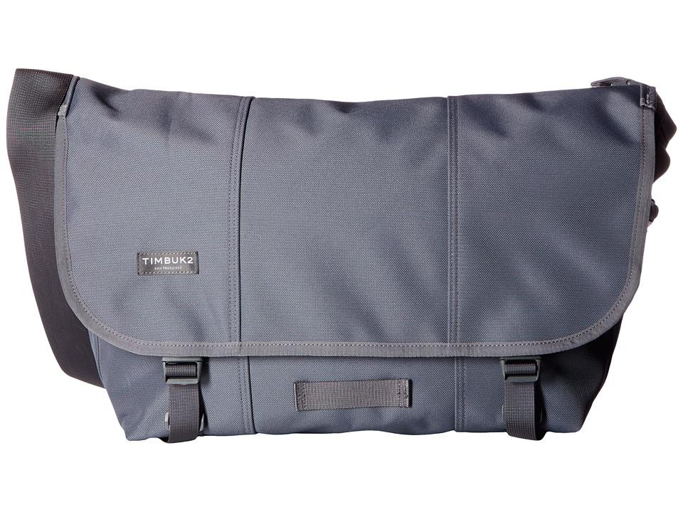 Timbuk2 Classic Messenger Large (Gunmetal) Messenger Bags