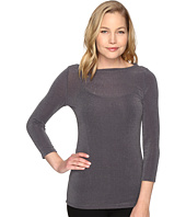 MICHAEL Michael Kors - Boat Neck 3/4 Sleeve Top