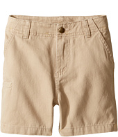 Carhartt Kids - Twill Work Shorts (Toddler)