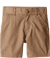 Carhartt Kids - Dungaree Shorts (Toddler)