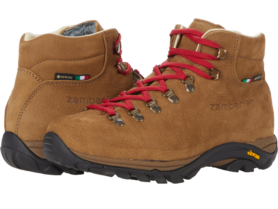 Zamberlan - Trail Lite EVO GTX (Brown) Womens Boots