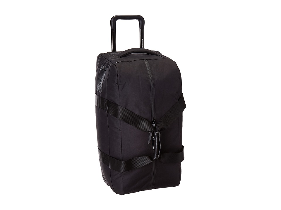 Herschel Supply Co. Wheelie Outfitter (Black 1) Carry on Luggage