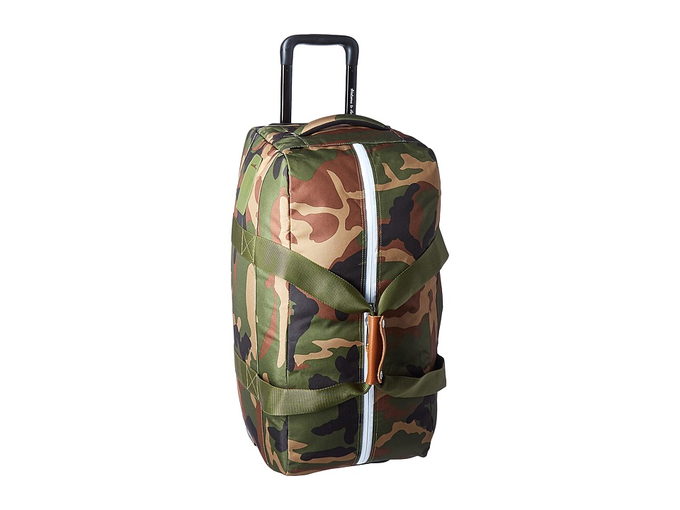 Herschel Supply Co. Wheelie Outfitter (Camo) Carry on Luggage