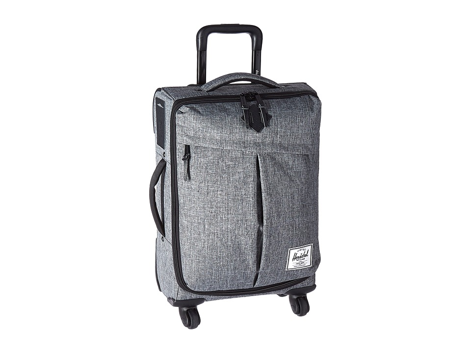 Herschel Supply Co. Highland (Raven Crosshatch) Carry on Luggage