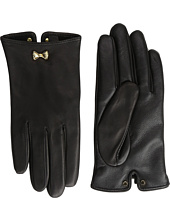 Ted Baker - Avia Bow Wrist Detail Leather Gloves