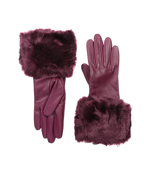 Ted Baker Emree Faux Fur Cuff Gloves