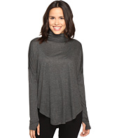 MICHAEL Michael Kors - Long Sleeve Drop Shoulder Turtleneck