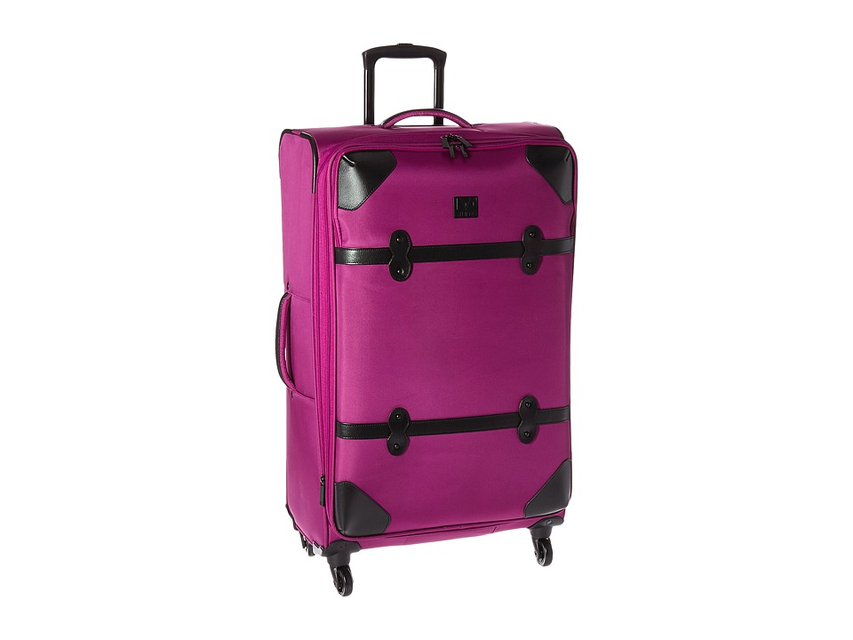 Diane von Furstenberg - Julie Three-Piece Set (Summer Beet) Luggage