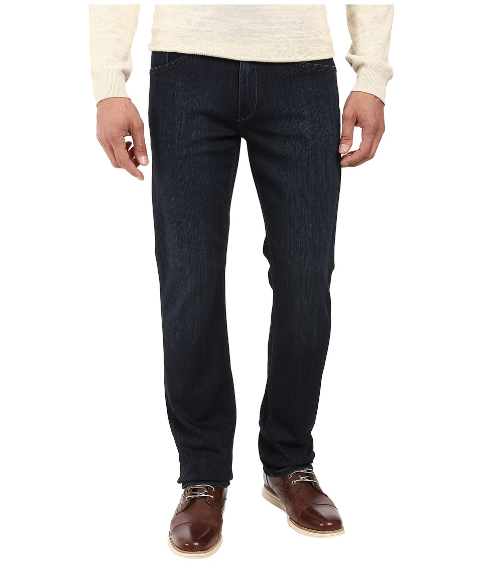 Paige - Normandie Straight Leg Soft Comfort Stretch in Cellar (Cellar) Mens Jeans