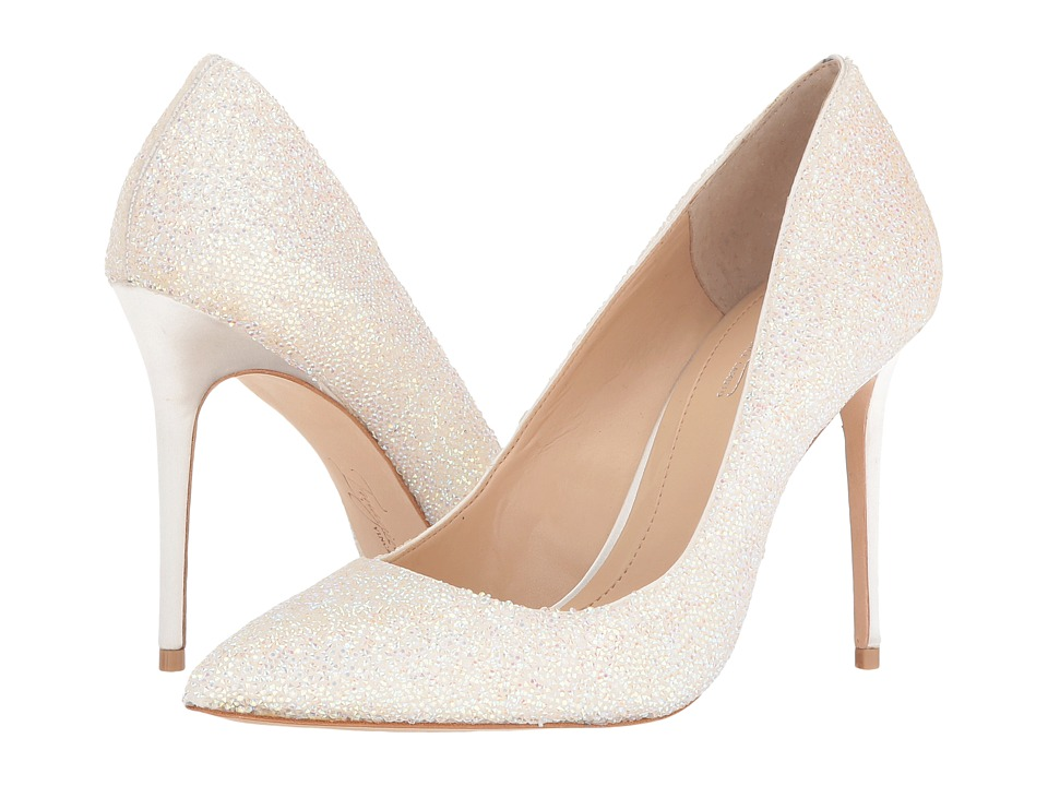 Imagine Vince Camuto Olson (Iridecent/Ivory Crystal/Delux Satin) Women
