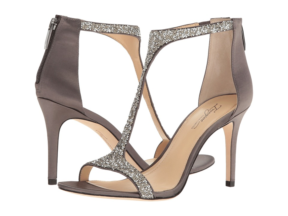 Imagine Vince Camuto Phoebe (Storm Grey/Plat Crystal/Delux Satin) Women
