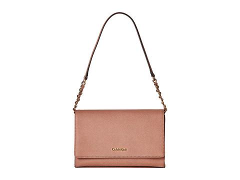 Calvin Klein Key Items Saffiano Demi