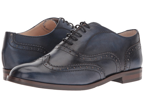 Massimo Matteo Oxford Wing Tip - Jeans
