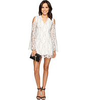 KEEPSAKE THE LABEL - Porcelain Long Sleeve Lace Dress