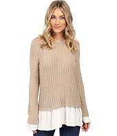 kensie - Warm Touch Twofer Sweater KS0K5440