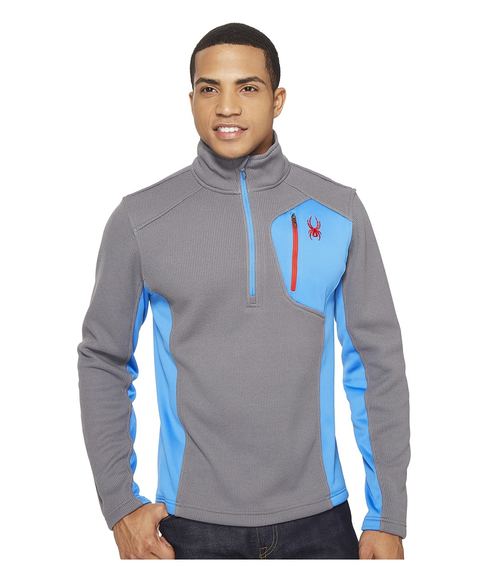 Spyder - Bandit 1/2 Zip Fleece T