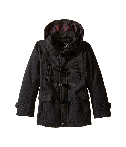 Urban Republic Kids Classic Wool Toggle Coat (Little Kids)