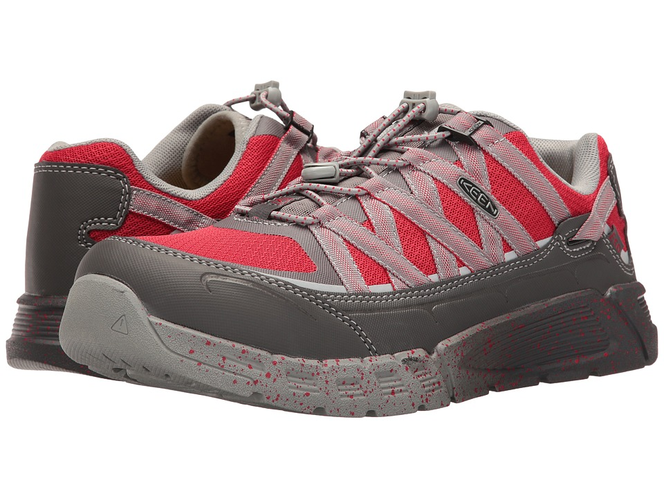 Keen Utility Asheville AT ESD (Magnet/Racing Red) Men
