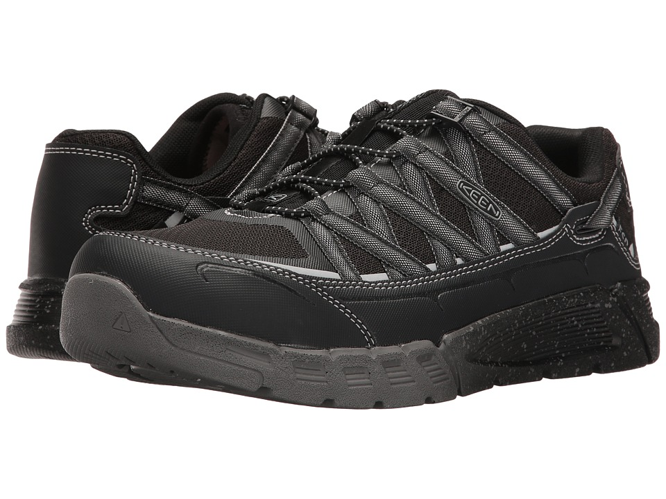 Keen Utility Asheville AT ESD (Black/Raven) Men