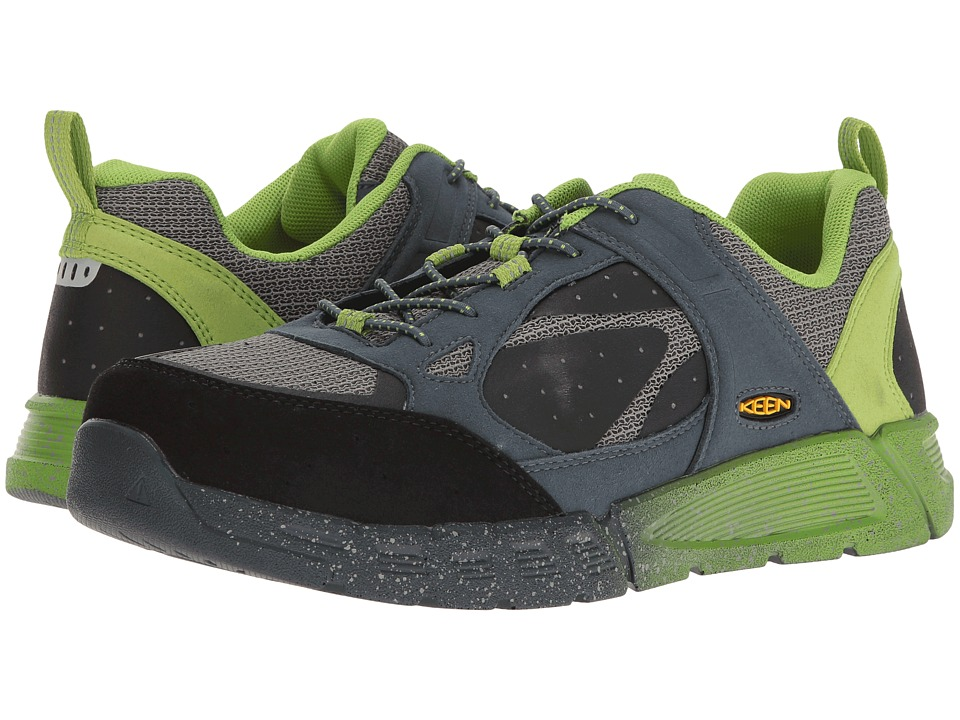 Keen Utility Raleigh AT (Neutral Gray/Greenery) Men