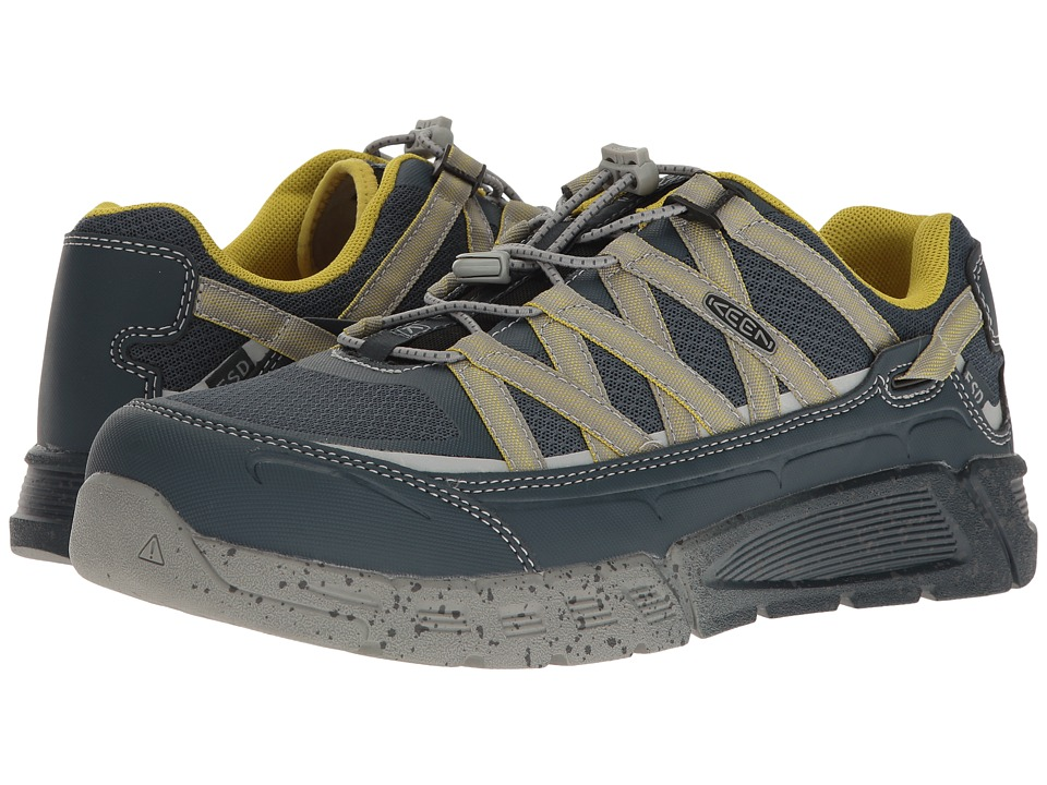 Keen Utility Asheville AT ESD (Midnight Navy/Warm Olive) Men