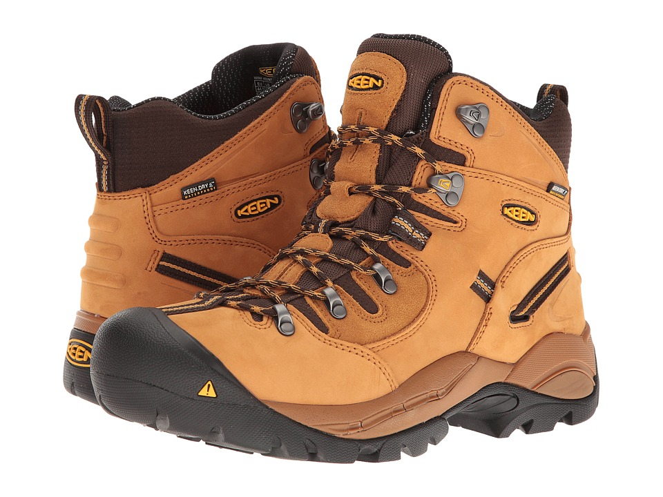 Keen Utility Pittsburgh (Wheat) Men