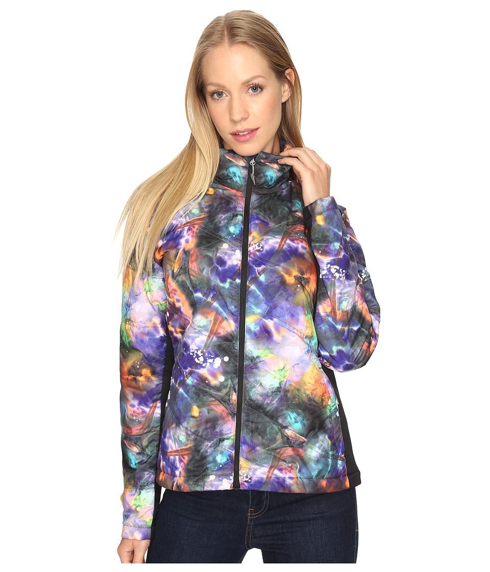 Spyder Glissade Insulator Jacket (Tie-Dye Print) Women