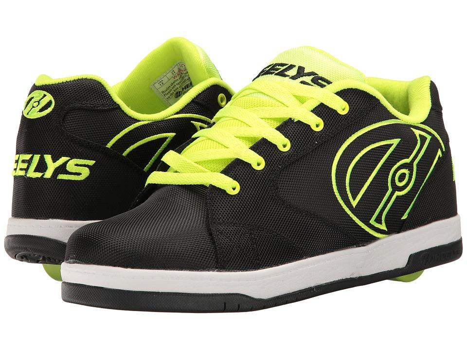 Heelys Propel 2.0 Ballistic (Black/Bright Yellow/Ballistic) Boys Shoes