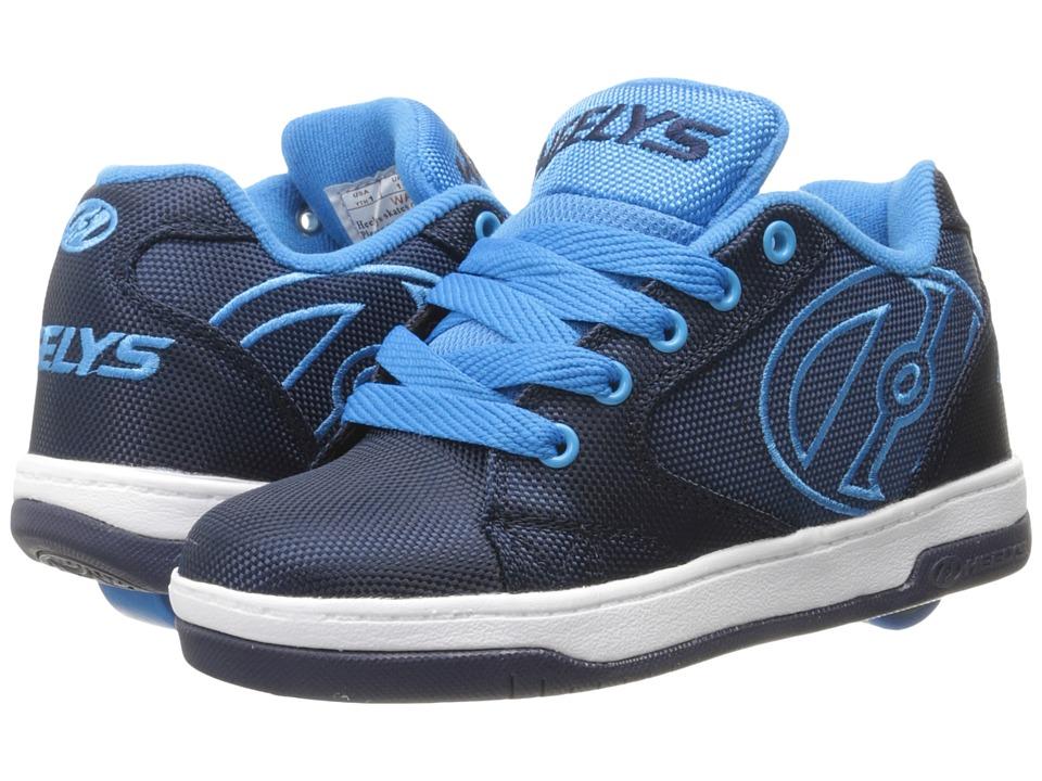 Heelys Propel 2.0 Ballistic (Little Kid/Big Kid/Adult) (Navy/New Blue/Ballistic) Boys Shoes