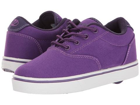 Heelys Launch (Little Kid/Big Kid/Adult) - Purple/Grape/White