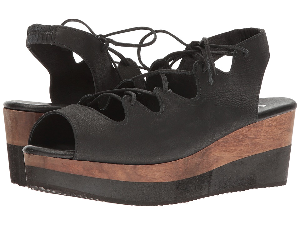 Cordani Milly (Black Vintage Leather) Women