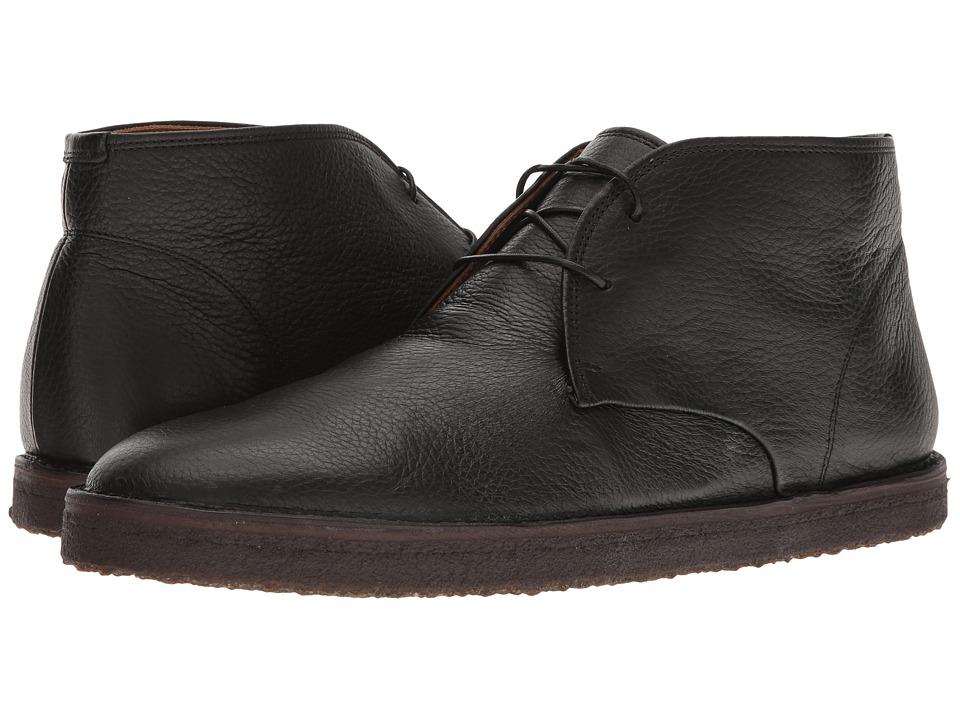 Vince Gregory (Black) Men's Shoes