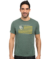 Life is good - Baylor Flag Short Sleeve Tee