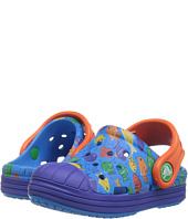 Crocs Kids - Bump it Graphic Clog (Toddler/Little Kid)