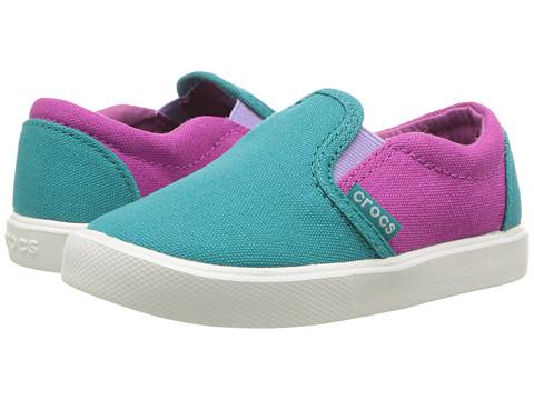 Crocs Kids CitiLane Slip-On Sneaker (Toddler/Little Kid)