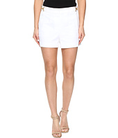 MICHAEL Michael Kors - High Waist Stitch Shorts