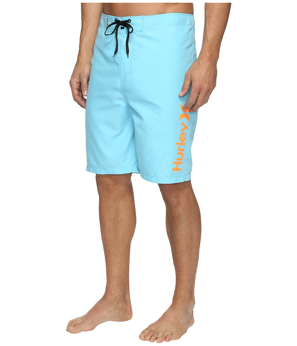 Hurley One Only 2.0 Boardshorts 21 (Vivid Sky) Men
