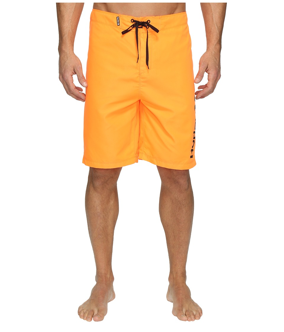 Hurley One Only 2.0 Boardshorts 21 (Total Orange) Men