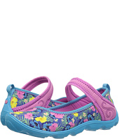 Crocs Kids - Duet Busy Day Mary Jane Graphic GS (Little Kid/Big Kid)