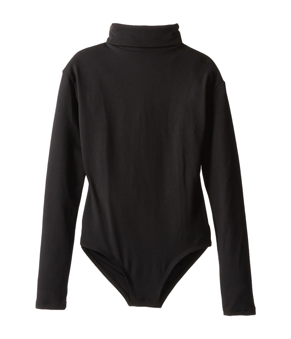 Capezio Kids - Team Basic Turtleneck Long Sleeve Leotard