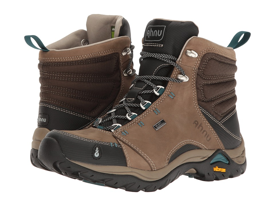 Ahnu Montara Boot (Muir Woods Classic) Women's Hiking Boots