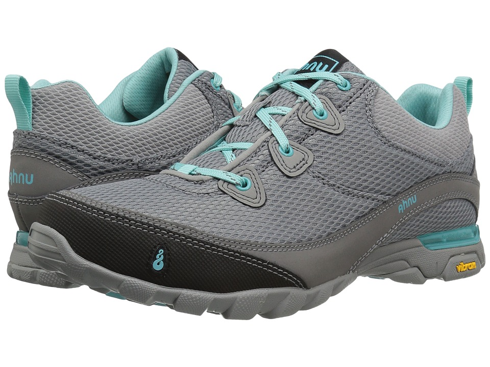 Ahnu Sugarpine Air Mesh Hiking Shoes Grey