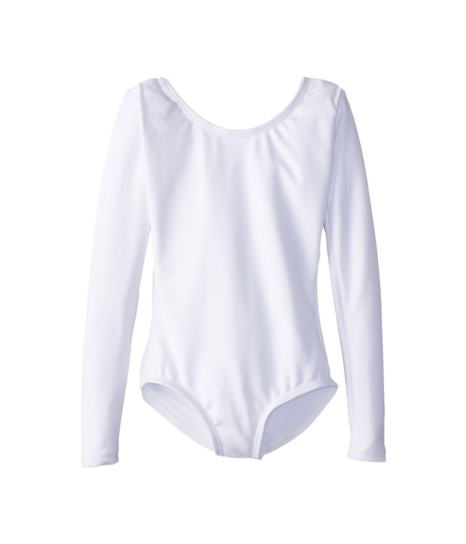 Capezio Kids - Team Basic Long Sleeve Leotard (Toddler/Li...