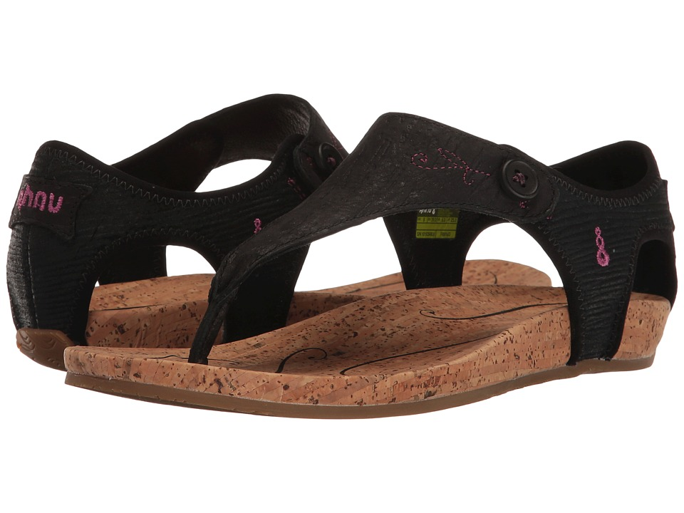 Ahnu Serena Cork (Black) Women