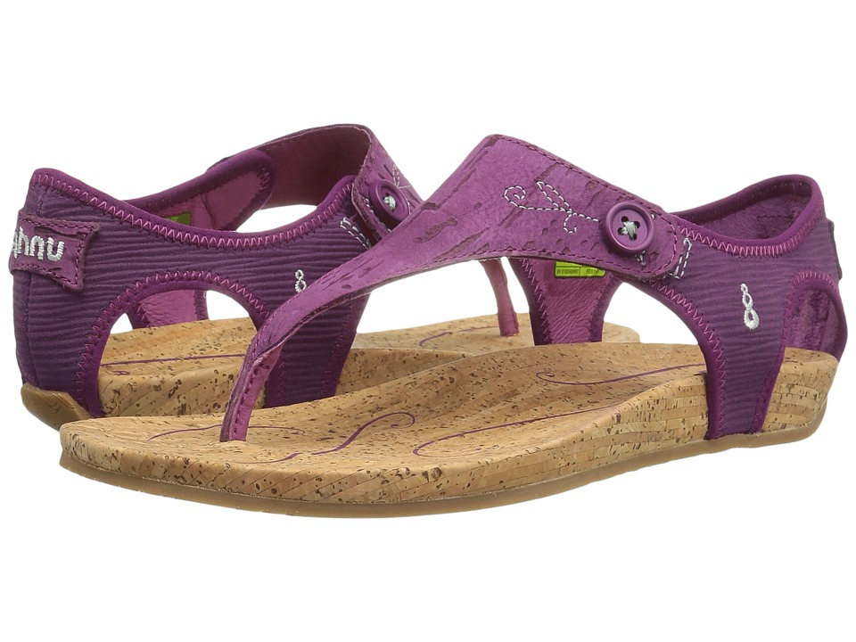 Ahnu Serena Cork (Royal Magenta) Women