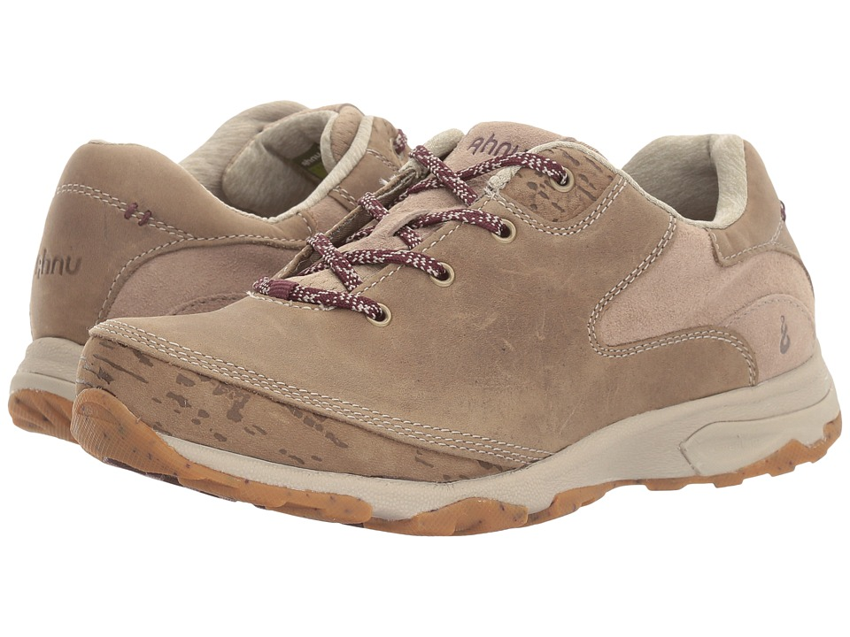 Ahnu Sugar Venture Lace (Smoked Timber) Women's Shoes