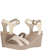 Crocs - Leigh II Ankle Strap Wedge