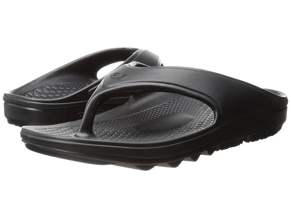 Spenco Fusion II (Black) Sandals