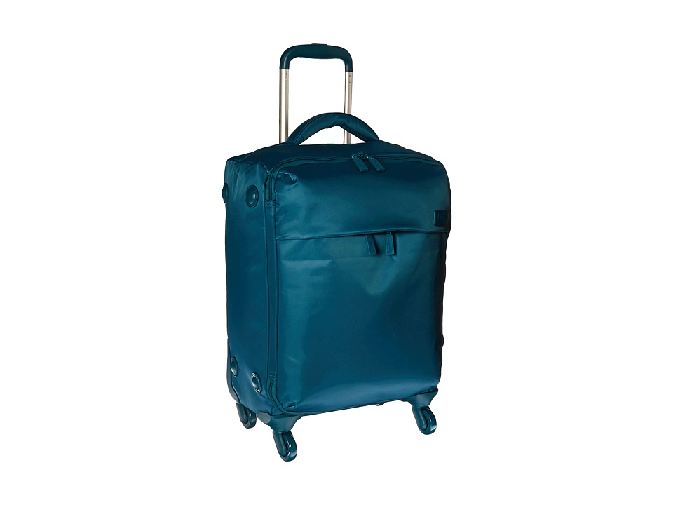Lipault Paris - Original Plume 22 Spinner Carry On (Duck Blue) Carry on Luggage